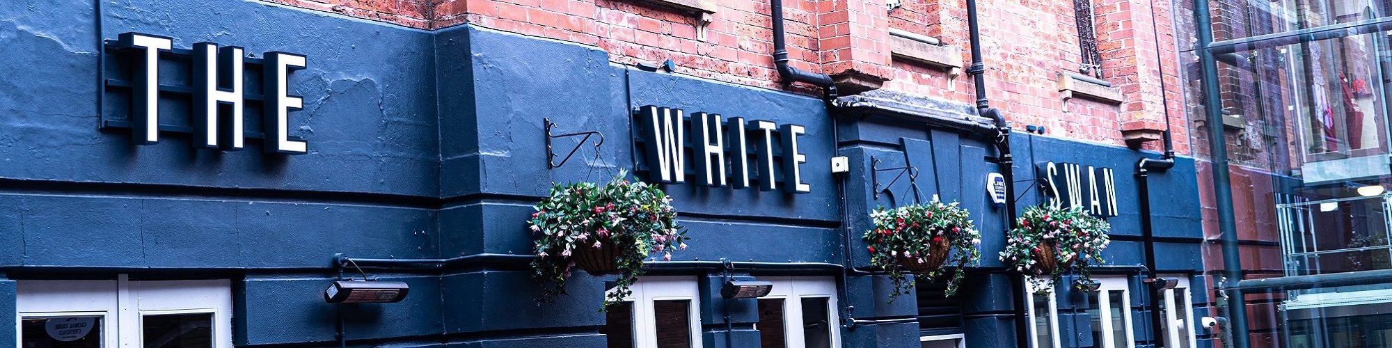The White Swan exterior cropped